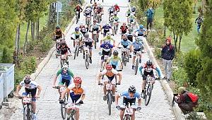 Dağ Bisikleti Avrupa Şampiyonası Konya'da yapıldı
