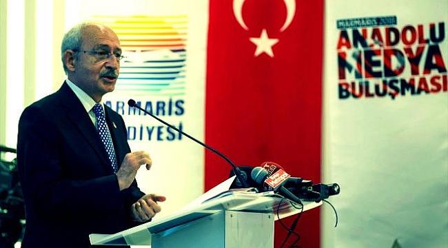 Kılıçdaroğlu: Haberler doğru ama gazeteciler yazamıyor!