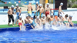 55 Havuz ve Aquapark Konyalı Çocukları Bekliyor
