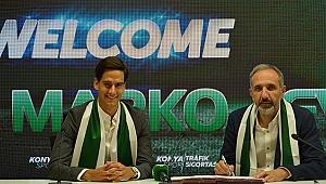 Marko Jevtovic Atiker Konyaspor'da