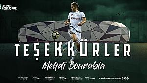 Mehdi Bourabia İtalya'ya transfer oldu