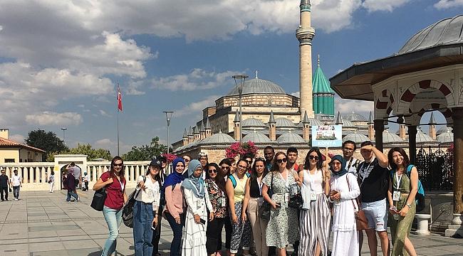 Yabancı ÖğrencilerTürk Kültürünü Tanıyor