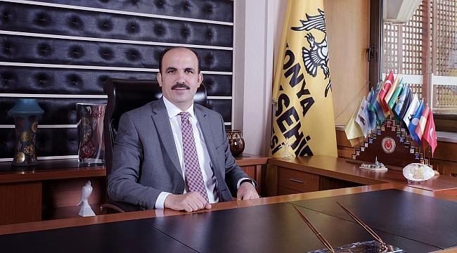 Altay Dünya Belediyeler Birliği Eş Başkanlığına Seçildi