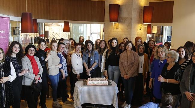 Dedeman Konya Kadınlar Kulübü 2.Yaşında