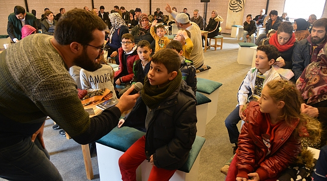 Şeb-i Arus'ta Çocuklara Özel Program