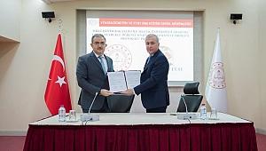 SÜ ve MEB arasında işbirliği