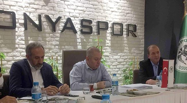 Konyaspor'da büyük değişim