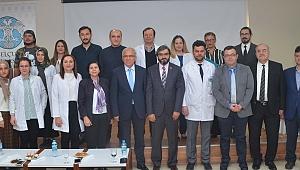 Selçuk Tıp ve Tabip Odası işbirliğiyle obezite konferansı