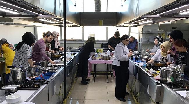 Türk Mutfağı için yeni proje