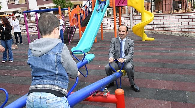 Altay, Özel Çocuklarla Buluştu