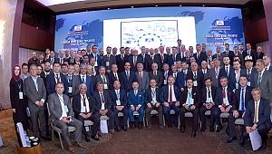 Altay Türk Dünyası Belediyeler Birliği Başkanlığı'na Seçildi