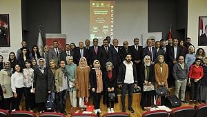 """Vakıf Müessesesinin Medeniyet Boyutu"""" konferansı yapıldı"""