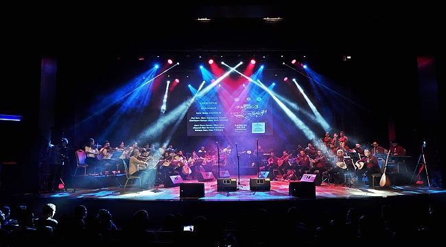 """MOZAİK"""" 3 Konseri yapıldı"""