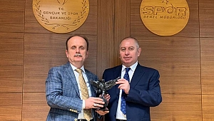 Konyaspor'dan Baykan'a ziyaret