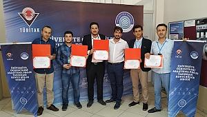 SÜ Teknoloji Fakültesi ödülleri topladı