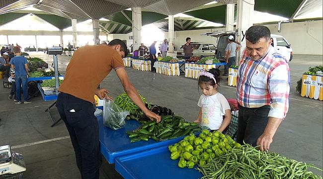 Yerli Ürün Pazarı Her Cumartesi kuruluyor