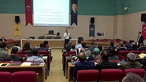 Belediyelere e-Belediye Eğitimi