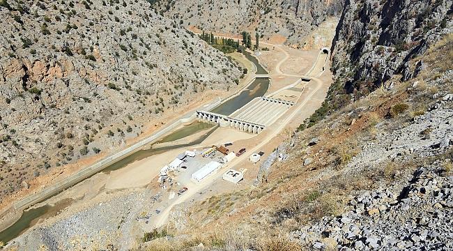 Hidroelektrik Santrali İle Konya Kazanacak