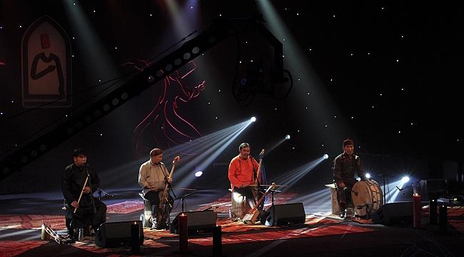 Mistik Müzik Festivali'nde Orta Asya Rüzgarı Esti