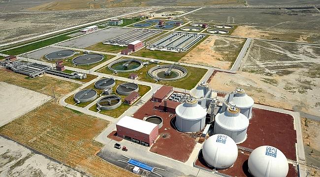 Atık Sudan Elektrik Üretiliyor