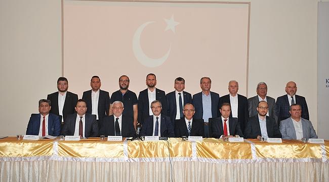 Barış Pınarı'na tam destek