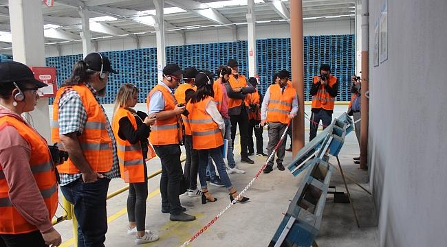 CHEP, Konya'ya 2 milyon 500 bin TL yatırım yaptı