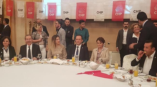 CHP'den, Cumhuriyet kahvaltısı