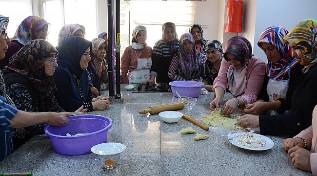 KOMEK'ten Glutensiz Mutfak Eğitimi