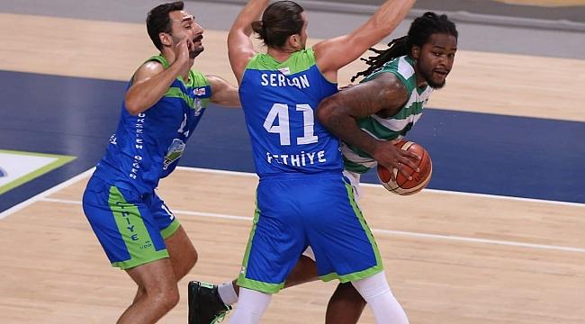 Konyaspor Basketbol çeyrek finale çıktı