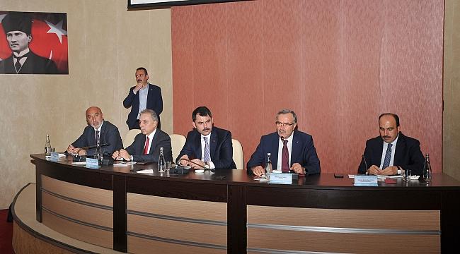 """Kurum: """"Konya, Türkiye'ye örnek bir sanayiye sahip"""""""
