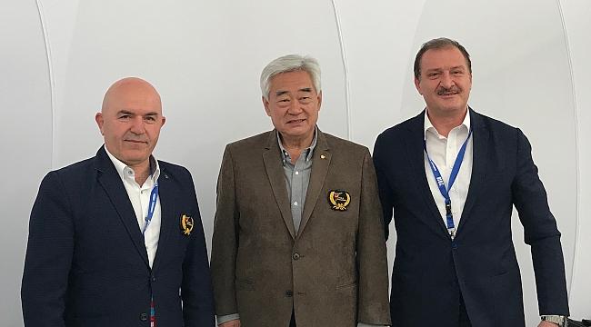 Metin Şahin, Olimpiyatlarda görev alacak