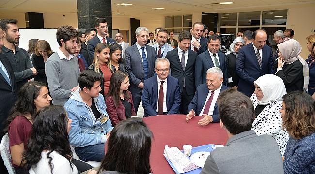Yıldırım, Konya Teknik Üniversitesi'nde