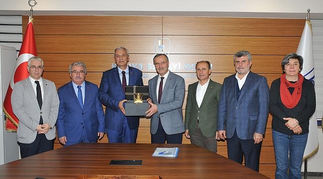 """KSO ile KGTÜ arasında """"Eğitim İşbirliği Protokolü"""