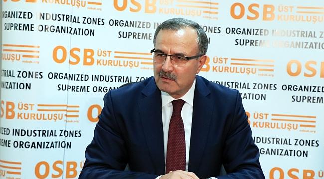 OSBÜK, Marmara Bölgesi'ndeki OSB'leri topluyor