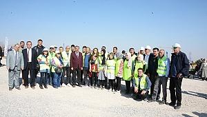 Selçuk'ta 'Bugün Fidan Yarın Nefes' etkinliği yapıldı