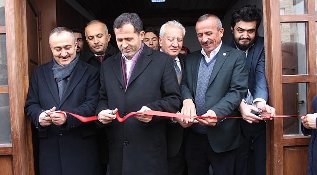 Bozkır Kültür Evi Açıldı