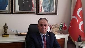 MHP Konya'da görev dağılımı