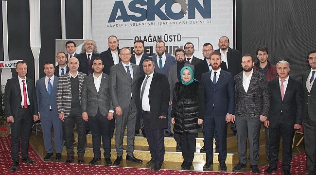 ASKON Konya Şubesi'nde icra kurulu oluştu