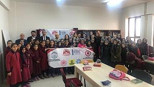 Konya 2023 hedefine kardeş okullar elele