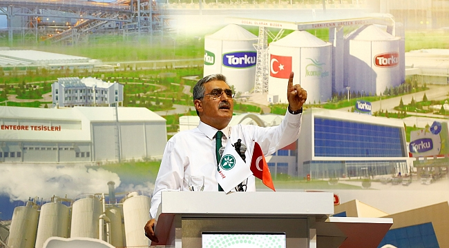 Konya Şeker'den yerli ve milli üreticiye 2,5 milyarlık destek