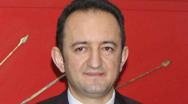 CHP Konya'da Bektaş yeniden il Başkanı