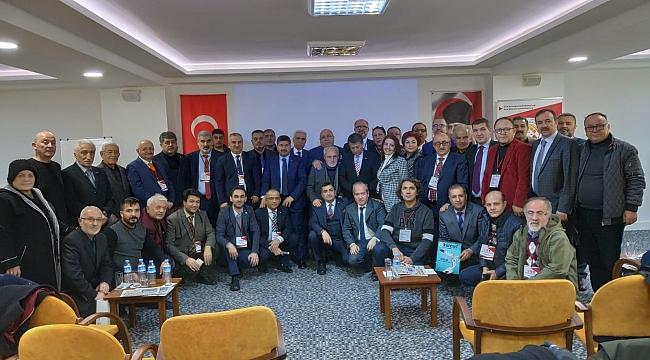 KGK İl Temsilcileri Toplantısı Niğde'de yapıldı