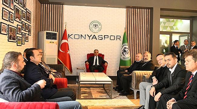 Toprak: Konyaspor'a İnancımız güvenimiz tam