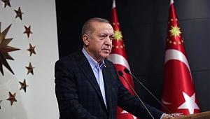 Erdoğan: 'Biz bize yeteriz Türkiyem'