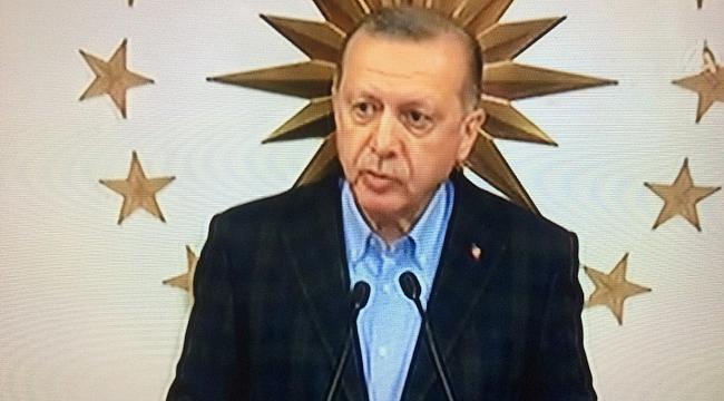 Erdoğan: Güçlü olursak az hasarla çıkarız