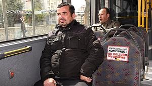 Toplu Ulaşımda sosyal mesafeye dikkat