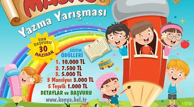 Çocuklara Yönelik Masal Yazma Yarışması