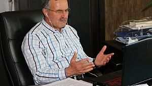 Rus işadamlarıyla online toplantı