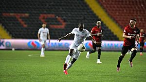 Konyaspor ateş çemberinden çıkamadı 1-3