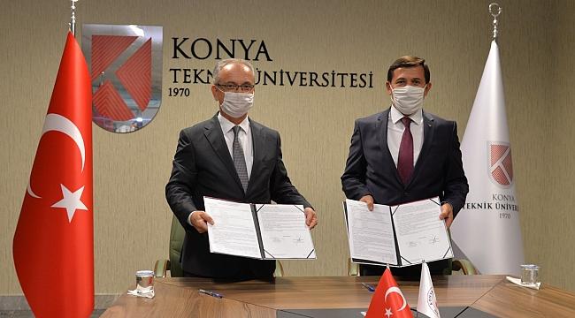 KTÜN ile Karatay Belediyesi arasında İşbirliği Protokolü